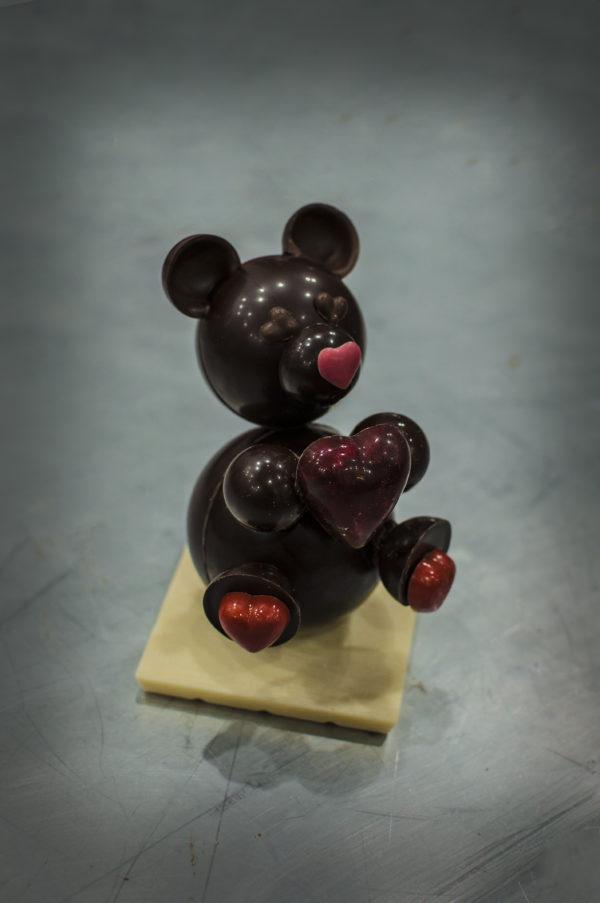 Ourson en Chocolat